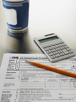 Taxes 1040 Form