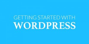 Getting started with blogging on WordPress