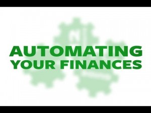 Automate Your Personal Finances