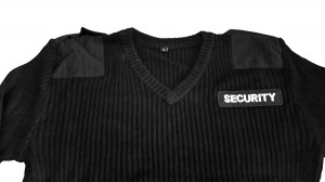 Beware Of Crooks In Security Guard Uniform