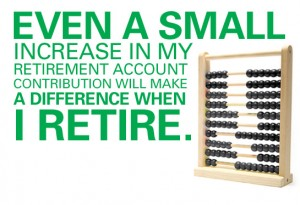 Boosting Up Contribution For Retirement