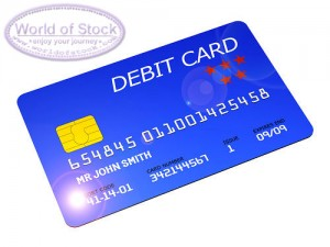 Debit Cards Usage On The Rise