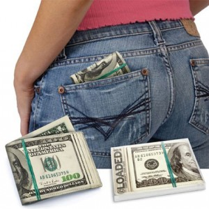 Dollar Bills In Your Wallet May Be Tainted