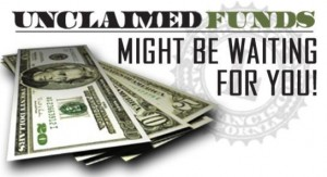 Unclaimed Funds Rotator