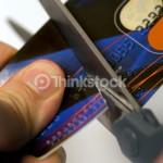 Cutting A Credit Card