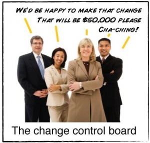 Change Control Board