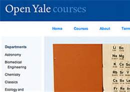 Yale Open Courses