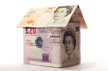 20 Pound Note House