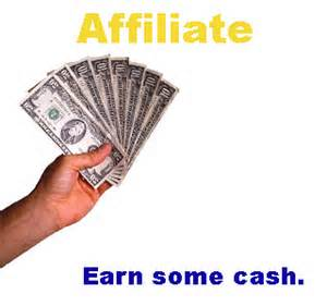 make money online with affiliates