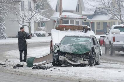 Five Things to Remember After You Get in an Auto Accident