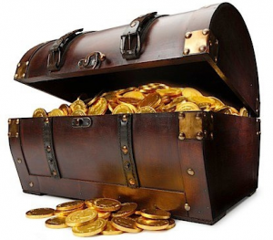 Treasure Hunt - 5 Things You Aren't Using That You Could Sell for Cash