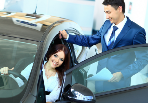 Mistakes when buying a new car