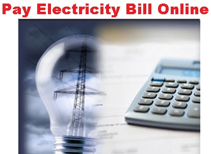 Pay Electric Bill Online