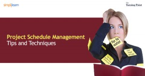 Use These Two Techniques for Managing a Schedule
