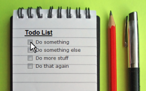 "Use These Five Tips to Manage Your ""To Do"" List"