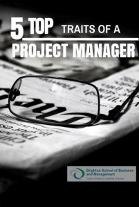 Top Five Qualities Of Project Manager