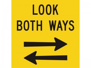 Look Both Ways Before Crossing the Gate Review
