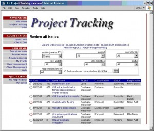 Use These Five Ways to Track Your Projects