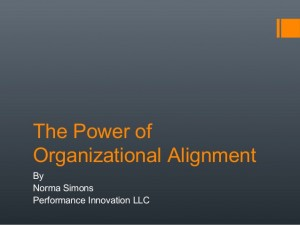 Five Benefits of Organization Alignment
