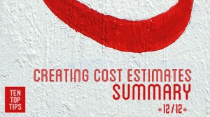 Use These Five Techniques BEFORE Creating an Estimate