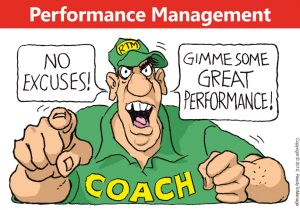 Four Steps to Get Better from Poor Performers