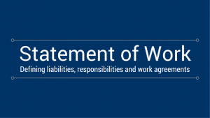 Use These Nine Elements to Complete a Statement of Work