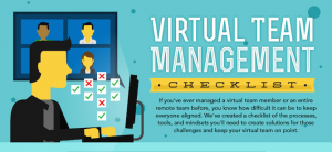 Use Special Techniques to Manage Virtual Teams