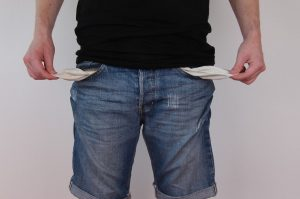 4 Ways to Dig Yourself out of a Financial Hole in the Ground