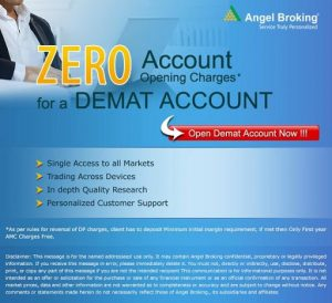 Features and Advantages of Opening a Demat Account with Angel Broking