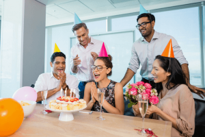 Must Know Tips to Celebrate Office Birthdays