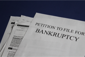 Facing Bankruptcy Here's What You Can Do.