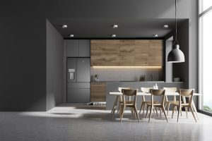 Design Your Kitchen On Budget With Polished Concrete