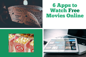6 Apps to Watch Free Movies Online