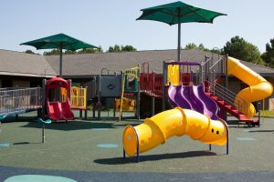 Covid-19 increases playground equipment sell